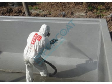 Liquid waterproofing membrane IMPERCOAT POLIUREA SPRAY - FC