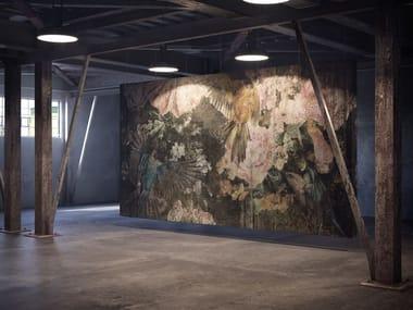 Papel de parede a impressão digital de flores IMPERIALIS