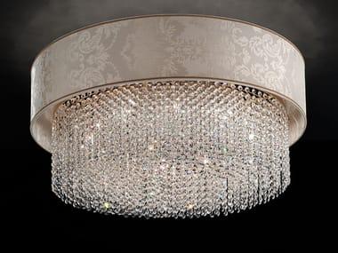 Plafoniere In Cristallo A Soffitto : Lampade da soffitto con cristalli archiproducts