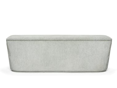 Upholstered fabric bench IN BETWEEN