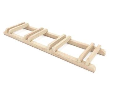 Portabici in legno PORTABICI