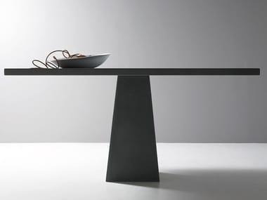 Tavolo quadrato INCAS | Tavolo quadrato