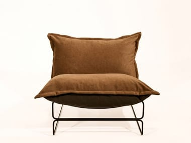 Upholstered armchair INCHAIR COSY