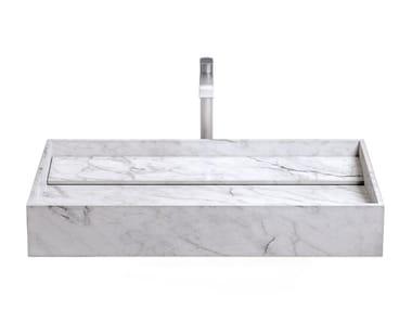 Bagni In Marmo Di Carrara : Bagno in marmo di carrara filodesign archiproducts