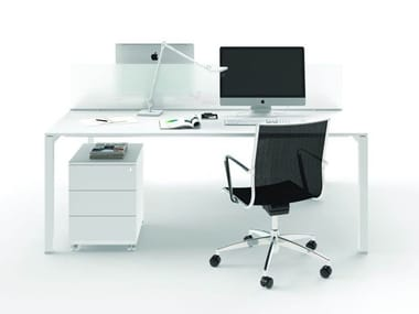 Individual workstation desk ONE | Individual office workstation