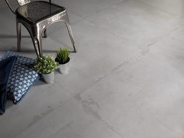Porcelain stoneware wall/floor tiles with concrete effect INDUSTRIAL