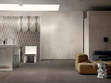 Indoor/outdoor porcelain stoneware wall/floor tiles INDUSTRIAL