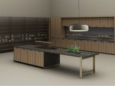 Fitted kitchen INFINITE