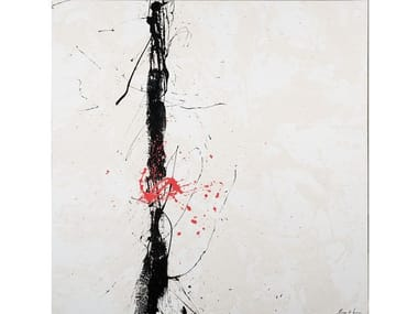 Canvas Painting Infinito I