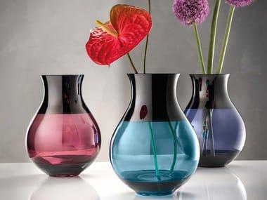Crystal vase INFINITY