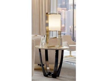 Lampada da tavolo in metallo INFINITY | Lampada da tavolo