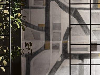Motif wallpaper INFINITY