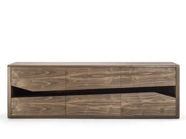 Madia in legno massello con cassetti INKLINE