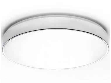 LED stainless steel ceiling light INOXX 6298