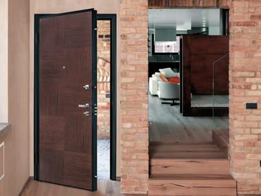 Paneles decorativos para puertas revestimientos y for Alias blindate