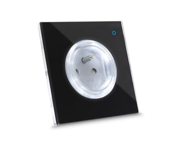 Intelligent socket with integrated Wi-Fi IOTTY SMART OUTLET OSWFR