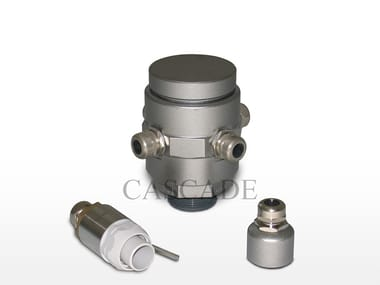 Accessory for fountain IP68 underwater feed-throughs