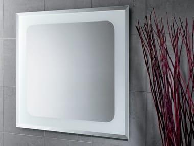 Bathroom mirror IRIDIUM