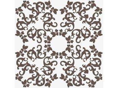 Ceramic wall tiles IRIS 1 D1