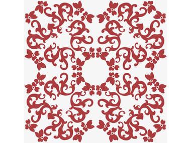 Ceramic wall tiles IRIS 1 D3