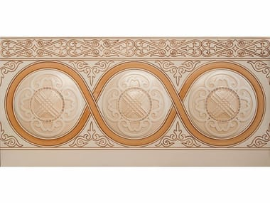 MDF wall tiles Wall units in Kazakh Style