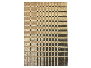 Rectangular rug with geometric shapes ISADORA