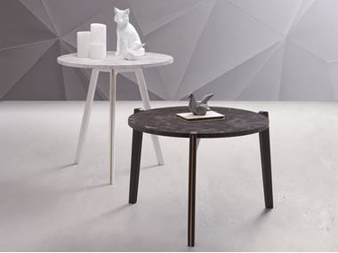 Round coffee table ISIDE