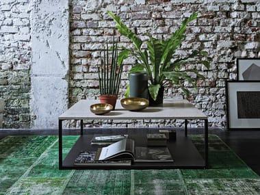 Tavolino in pietra da salotto ISOLA | Tavolino in pietra