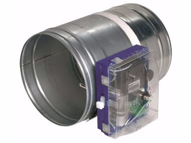 System to protect against fire penetration Circular ISONE+ EM