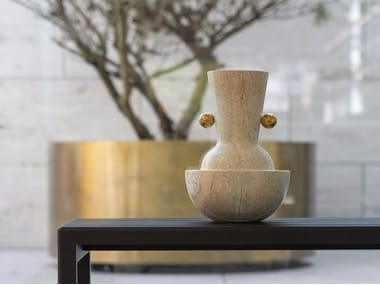 Vaso in pietra ollare ITA