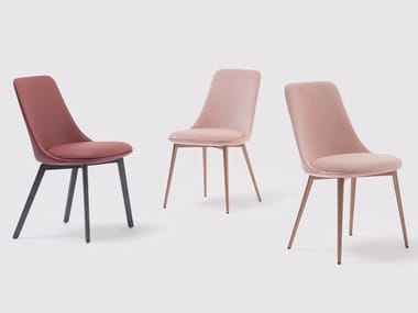 Upholstered chair ITALA
