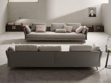 4 seater fabric sofa IVES | 4 seater sofa