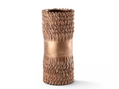 Vaso de bronze JACK FRUIT | Vaso de bronze