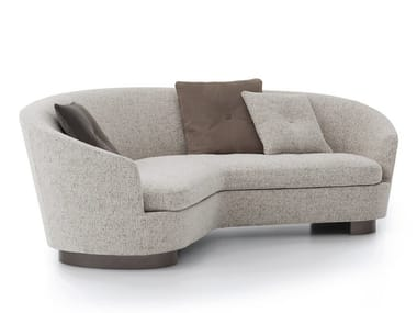 Curved sofa JACQUES | Curved sofa