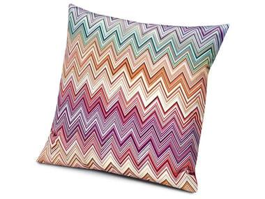 Cuscino decorativo in reps di puro cotone JARRIS | Cuscino