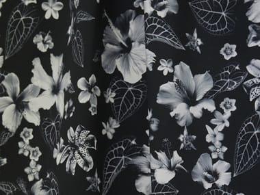 Tessuto stampato in cotone con motivi floreali JEAN PAUL GAULTIER - HONOLULU