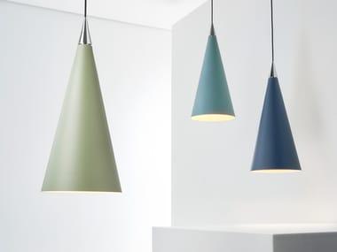 LED iron pendant lamp JEENA CONO | Pendant lamp