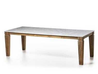 Rectangular garden table JEKO 33