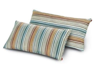 Cuscino decorativo in reps di puro cotone JENKINS | Cuscino rettangolare