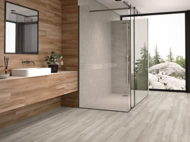 Technical porcelain wall/floor tiles with wood effect JINKO