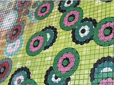 Indoor/outdoor polyurethane mosaic JONATHAN BRENDER