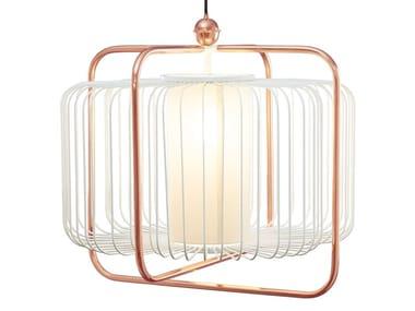 LED metal pendant lamp JULES I