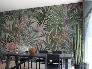 Tropical wallpaper JUNGLE