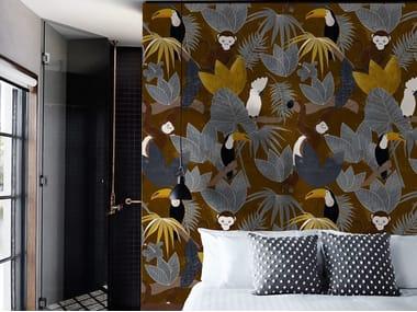 Wall tiles / wallpaper JUNGLE NAIF