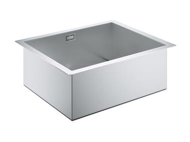 Lavello a una vasca filo top in acciaio inox K700 - 31579SD0 | Lavello