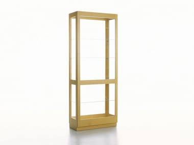 Contemporary Style Glass Display Cabinet KA72 | 728