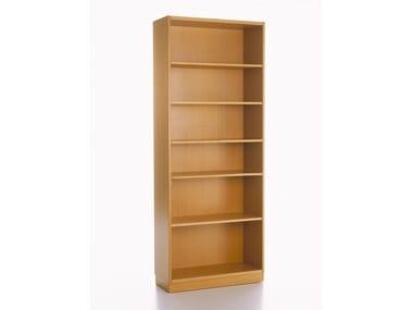 Freestanding wooden bookcase KA72 | 730