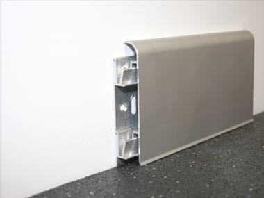 Aluminium Skirting board KAC