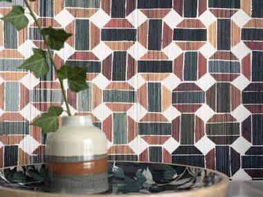 Indoor polyester wall tiles KALANGUT