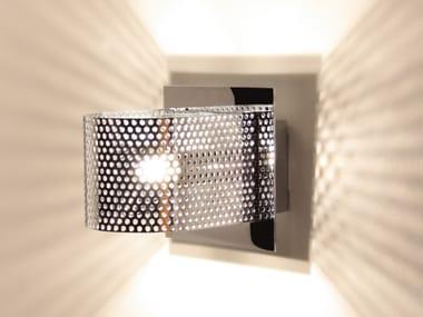 LED handmade iron plate wall lamp KENDO W1   Iron wall lamp